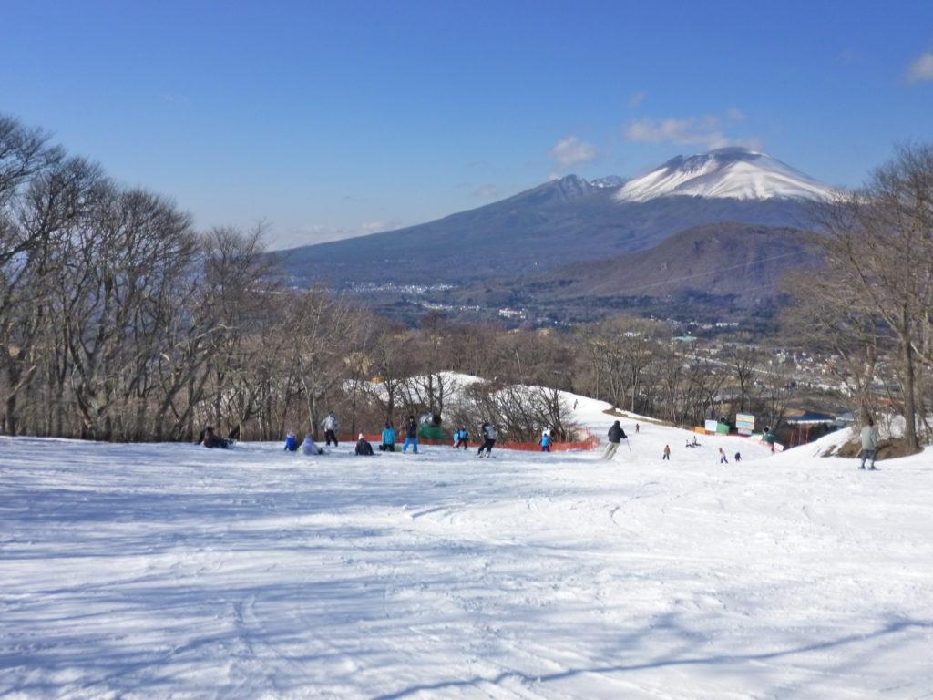 軽井沢 スノー パーク