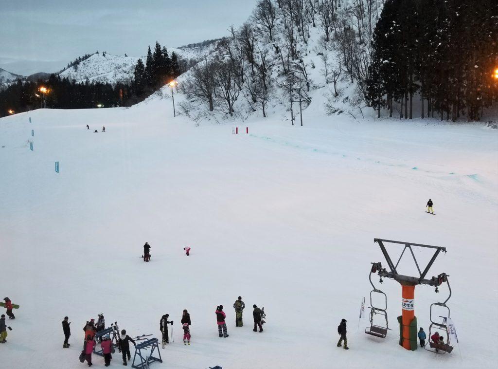 湯沢 中里 スノー リゾート